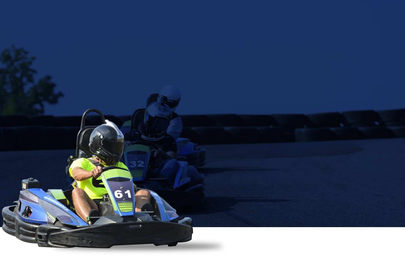 Atlanta Kart Racing | Speeds up to 55 MPH | AMP