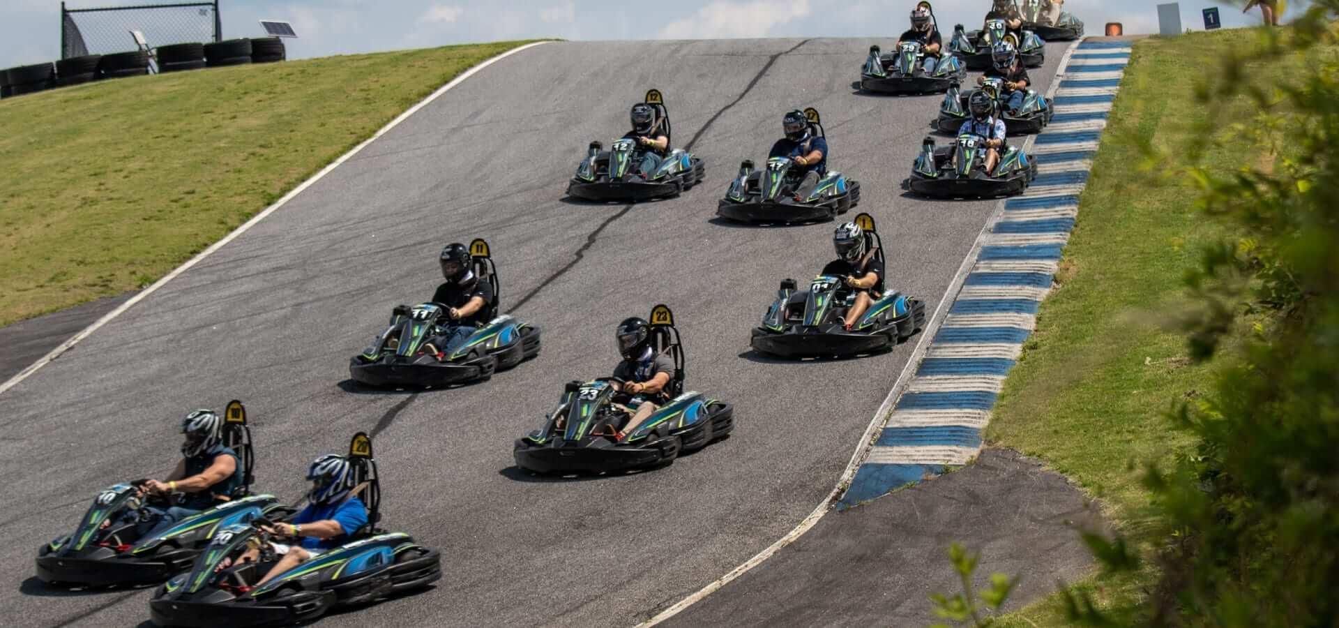 Go Karts Atlanta Ga >> Kart Racing Events Atlanta Motorsports Park