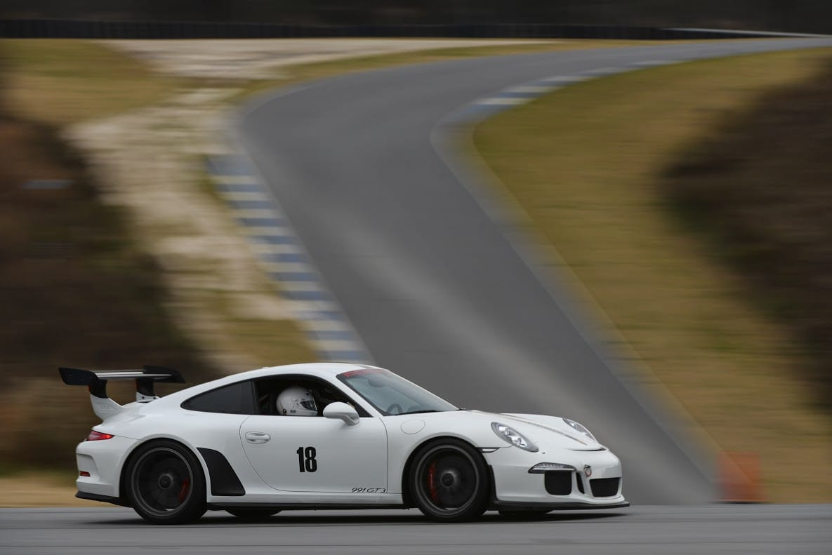 How to Get Your Porsche Ready for its First Track Day