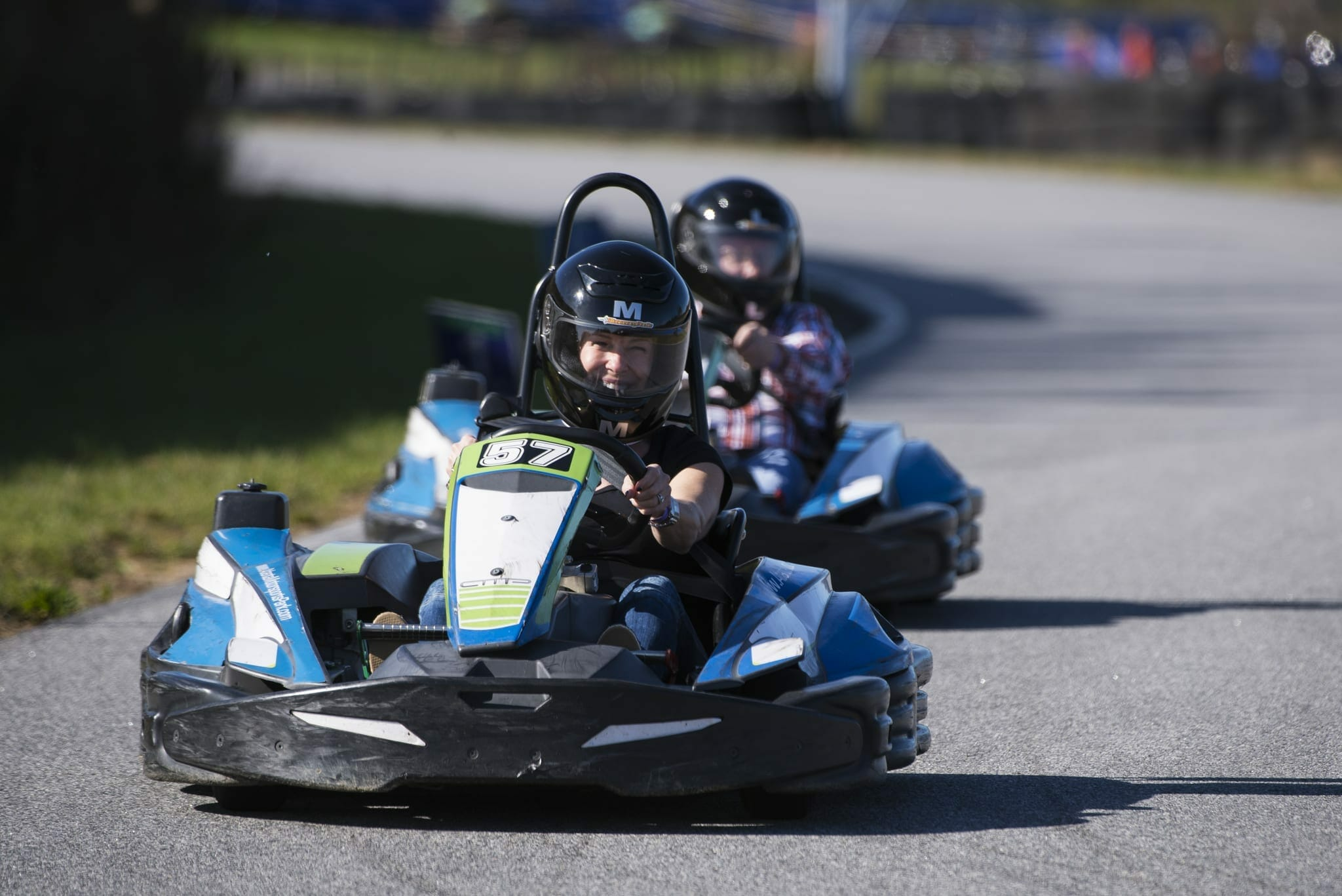 Karts - AMP Kart Championship Series Race 1 Recap