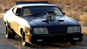 Mad Max v8 Interceptor