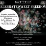 4th of July 2016 – Celebrate Sweet Freedom