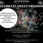 4th of July 2016 – Celebrate Sweet Freedom