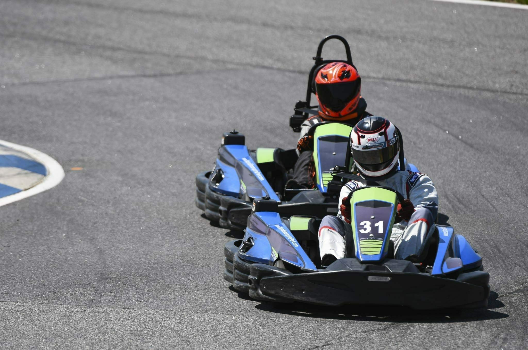 AMP FP 12 - Member Karting