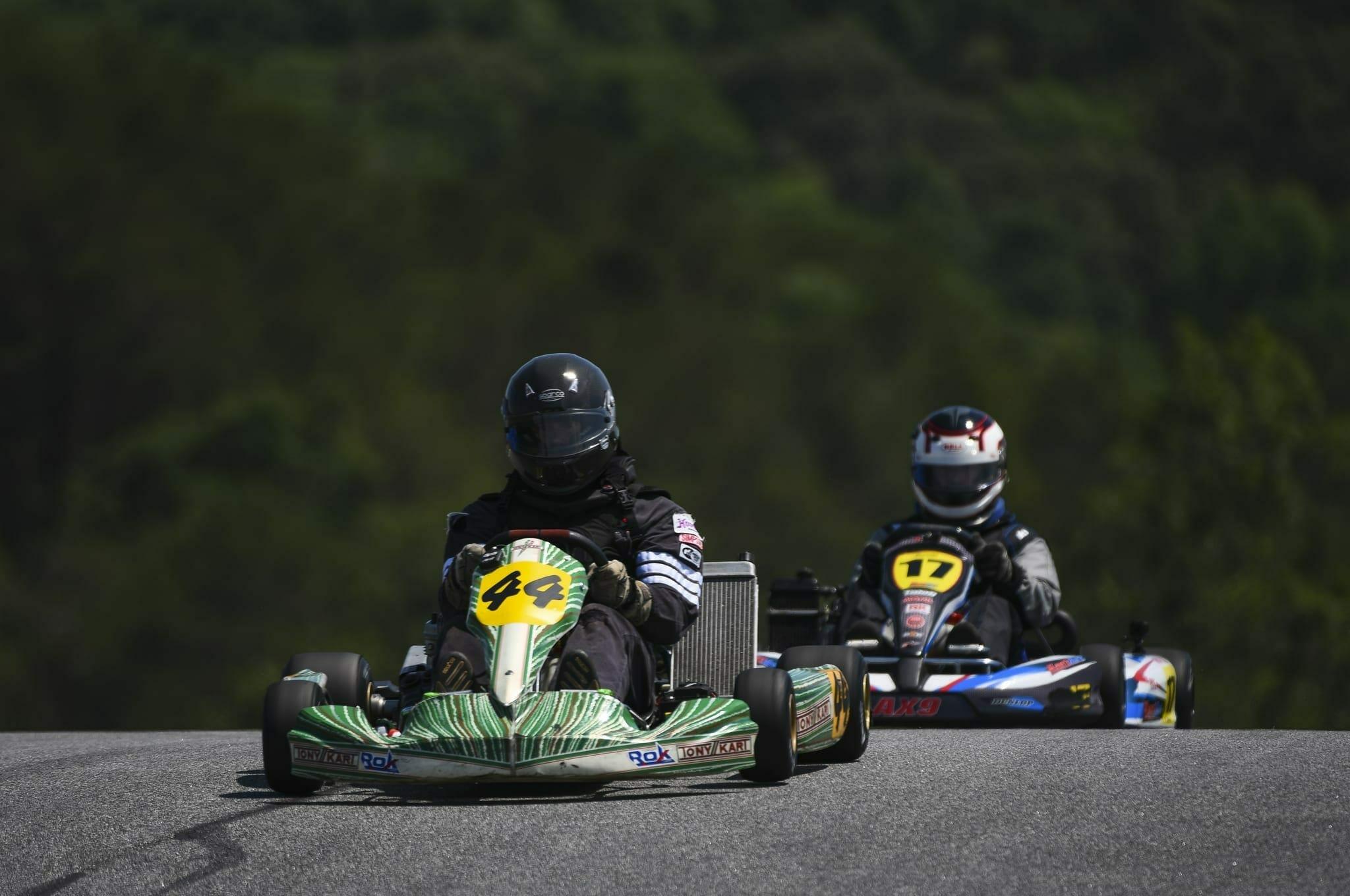 AMP FP 15 - Member Karting