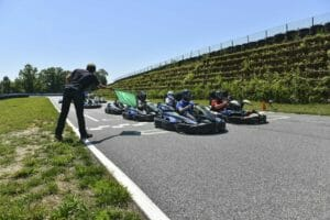 Colission Karting 99 300x200 - Four Ways to Start Racing this April at AMP Karting