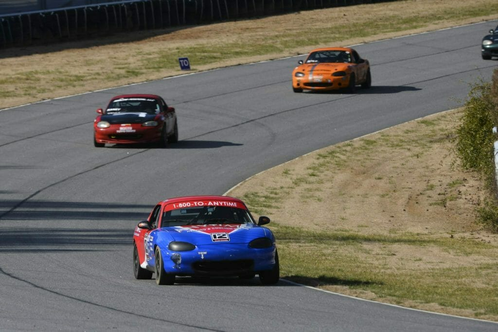 MemberRace January 2 1024x684 - The AMP Car Championship Series returns this March