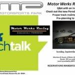 motor werks 1 150x150 - September 11, 2016 - Tech Talk