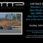 February 26, 2017 – Car Race Series