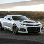 The 2018 Camaro ZL1 1LE hits the track at AMP