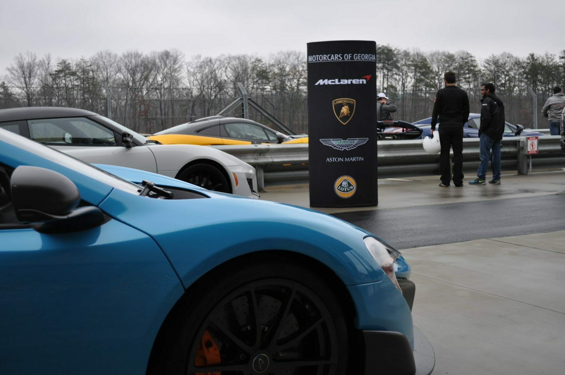 Motorcars Of Georgia Brings Luxury Cars To Amp For Spring