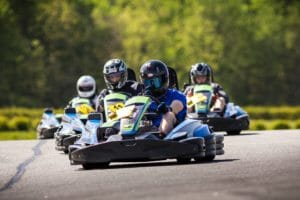 EnduroWalter 300x200 - Fifteen Teams Conquered AMP Karting's Six-Hour Enduro