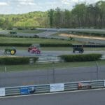 Antique Tractors Bring A Change Of Pace To AMP