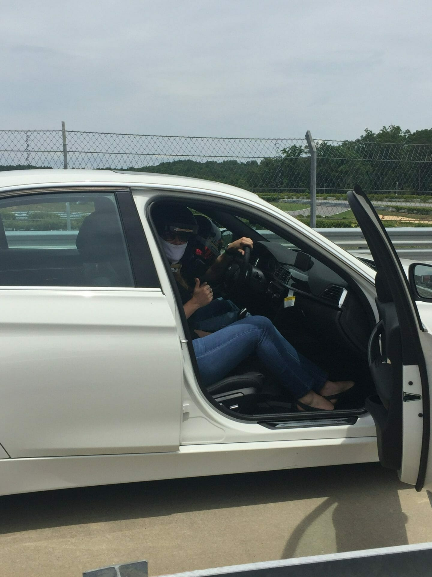 Key Georgia Politicians and a NASCAR Legend Visit AMP