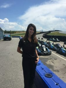 IMG 7577 225x300 - Jessica Zagarella joins AMP Karting as Assistant General Manager-Staff Q&A