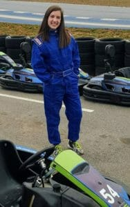 eva 188x300 - Eva Gregory Named AMP Karting's Member Concierge-Staff Q&A
