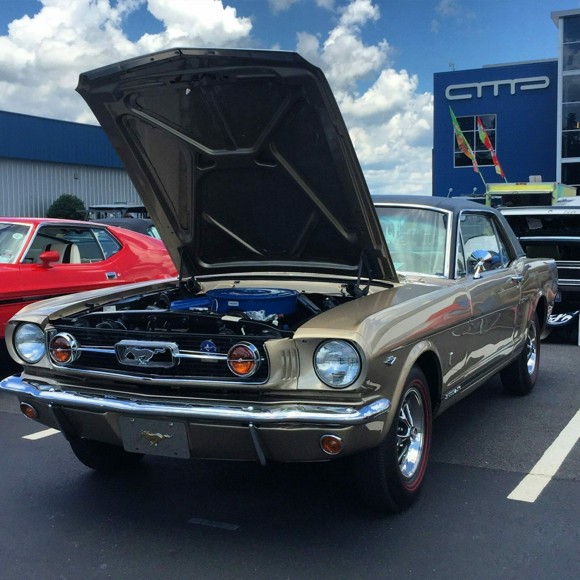 Mustang Club of America Returned to AMP