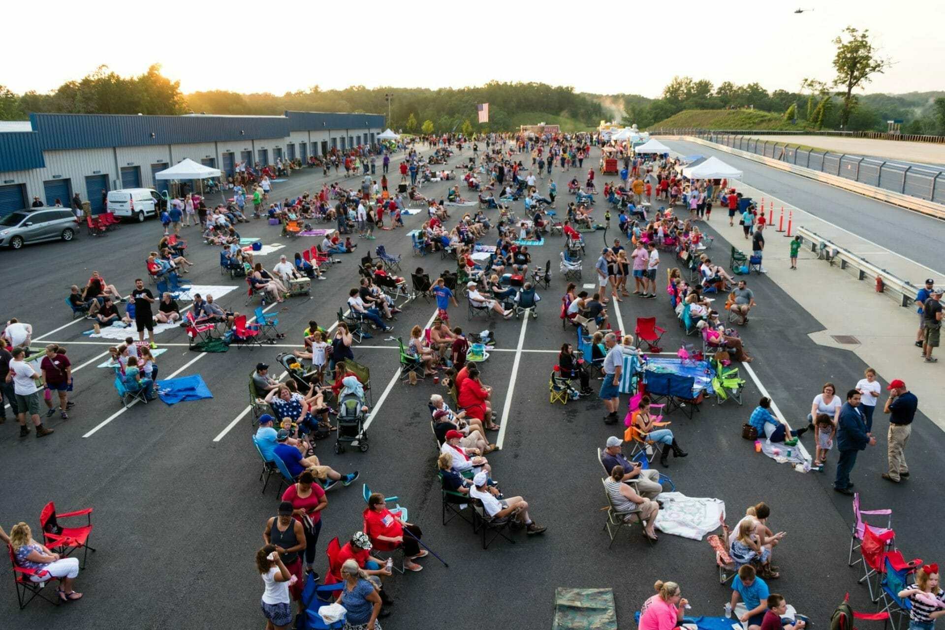 2017 Sparks in the Motorsports Park Highlights