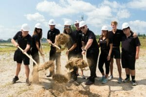 groundbreaking 46 300x200 - Atlanta Motorsports Park Breaks Ground On A New Era Of Kart Racing