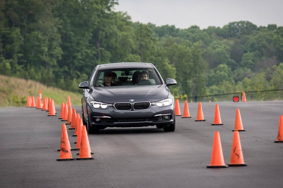 teenschool2 - BMW Offers Exclusive Track Experience for Street Smarts Parents