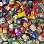 DiscoveryParts is collecting canned food items for local food bank