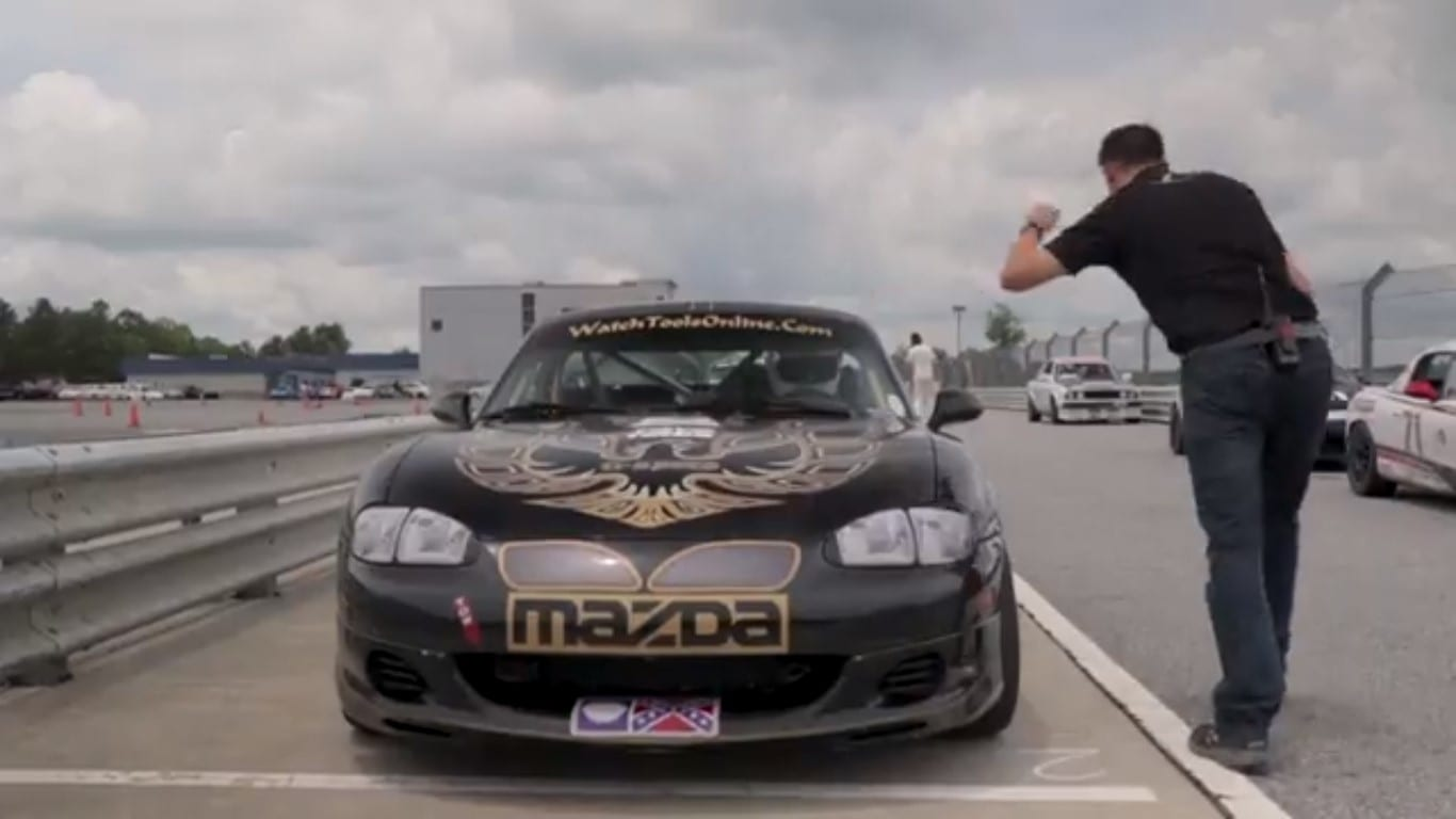 miata pic - [Video] AMP Race Series Week 3