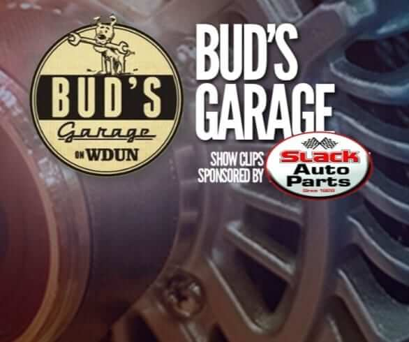 [Audio] AMP Visits Bud's Garage