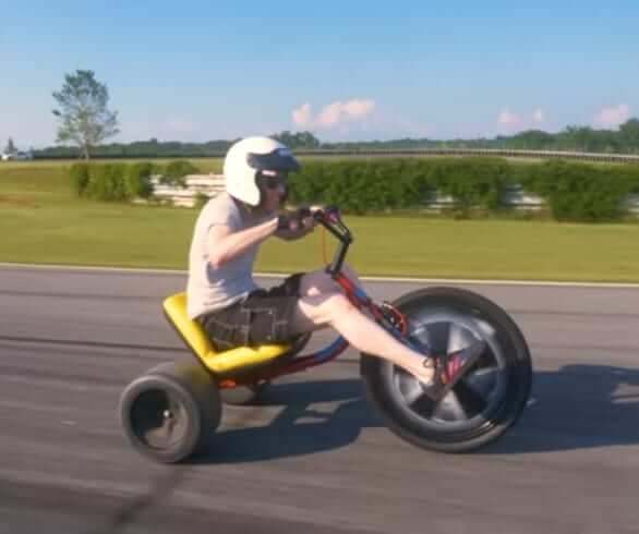 $500 Big Wheel Race (July 4th)