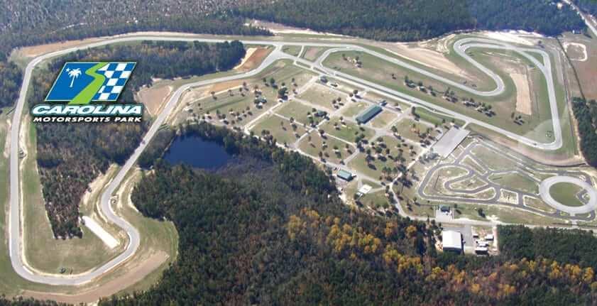Carolina Motorsports Park >> Carolina Motorsports Park Under New Management Amp News