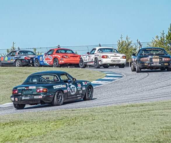 Raceday miatas smol - 2020 Club Racing Schedule and Updates
