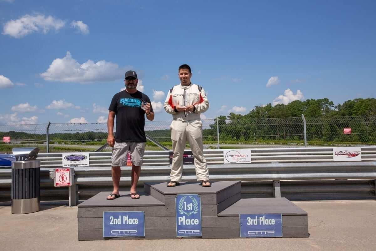 Raceday 0620 media - Race Day Report 6/20/20