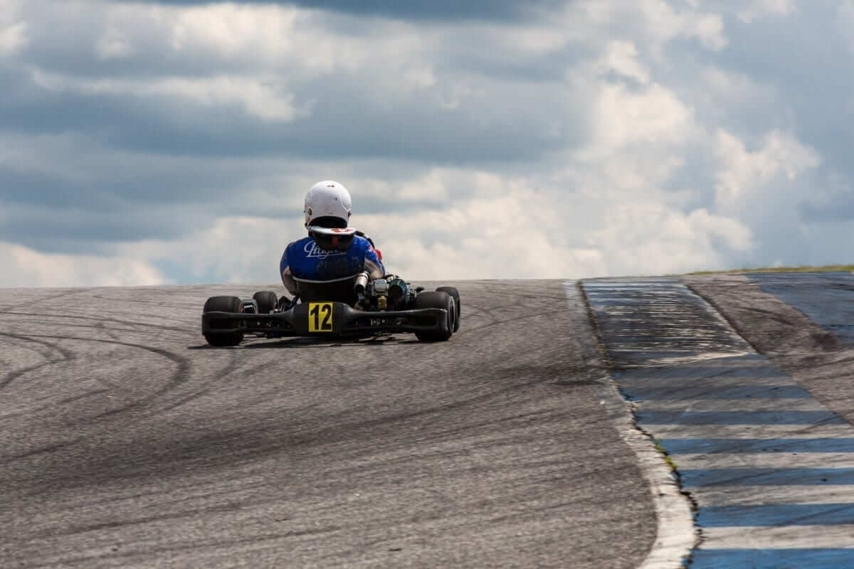 Tilly kart on track media - New Tillotson 255RS Now Available at AMP Kart Store