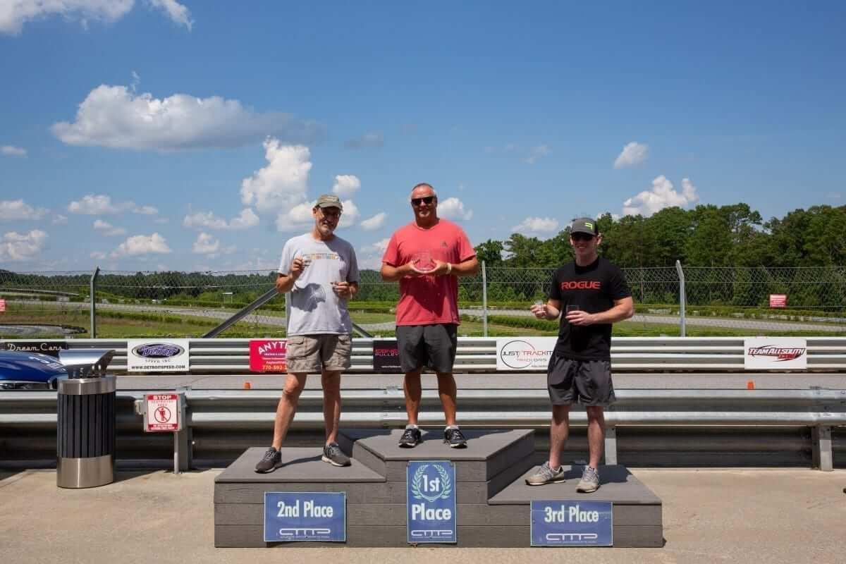 raceday media 0620 - Race Day Report 6/20/20