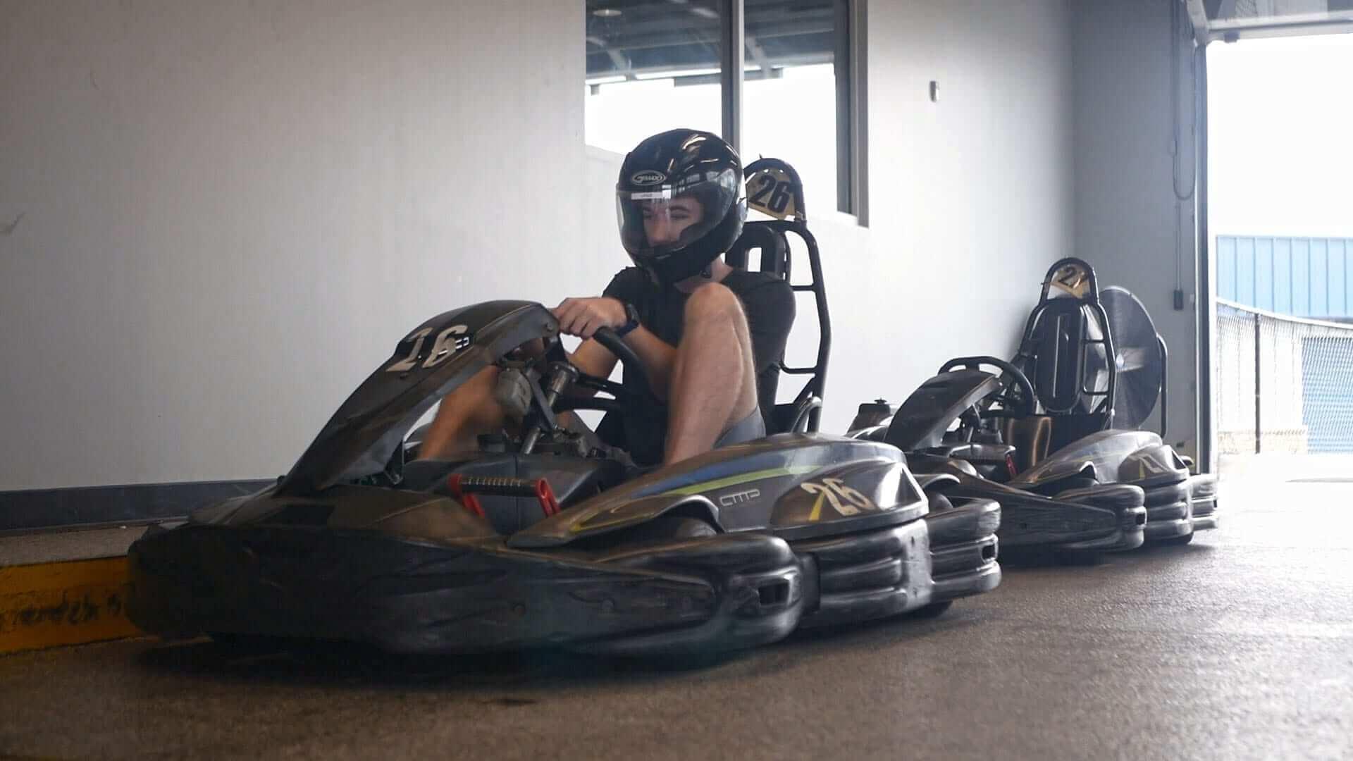josh 1 1 - Karting First Impressions