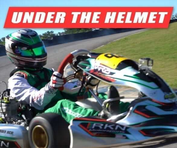 [Video] Under The Helmet – Raiden Nicol