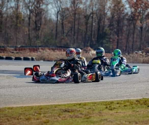 tb 1 - November Karting Race Report