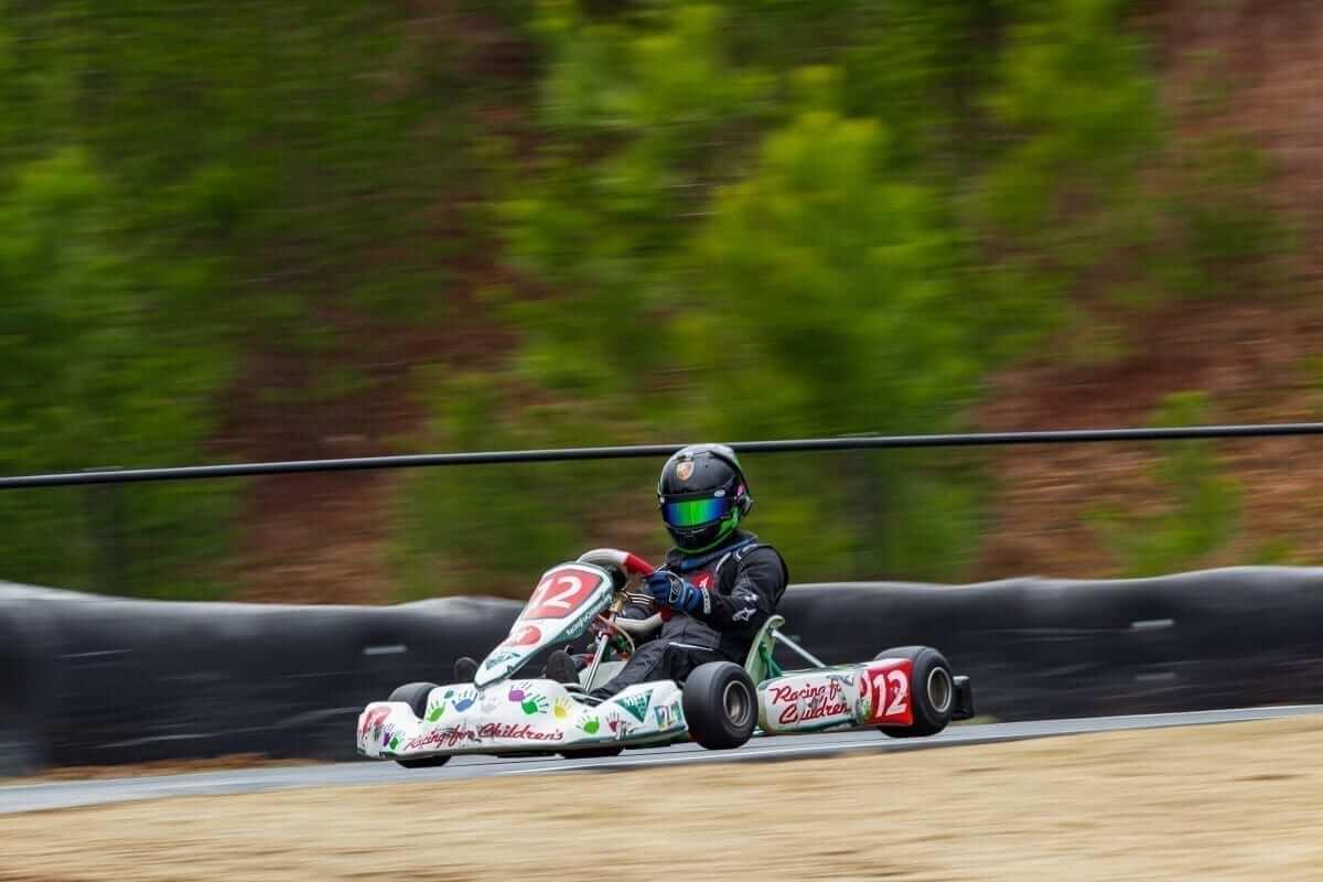 Jan karting 3 - January Karting Race Report