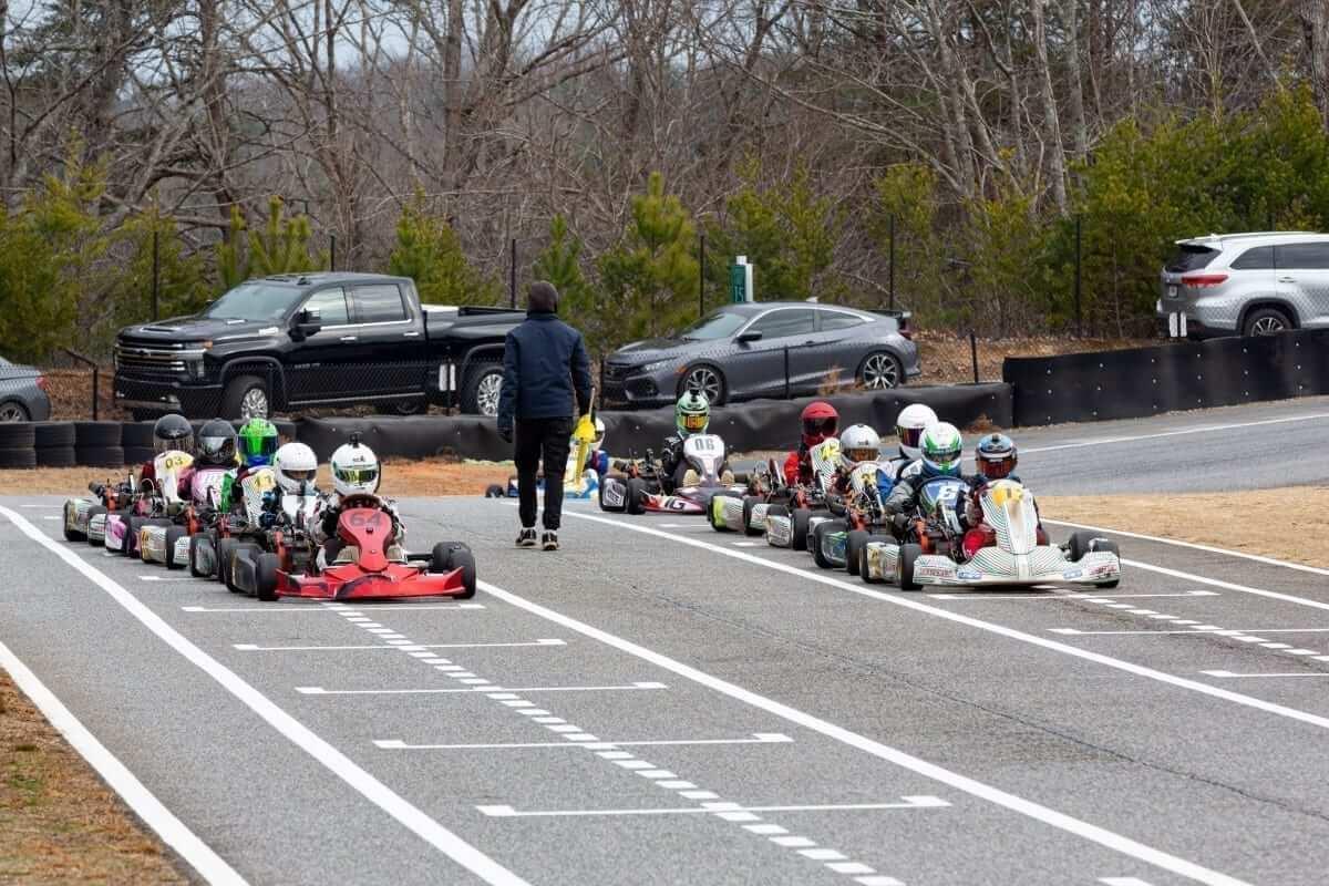January karting pic 1 - January Karting Race Report