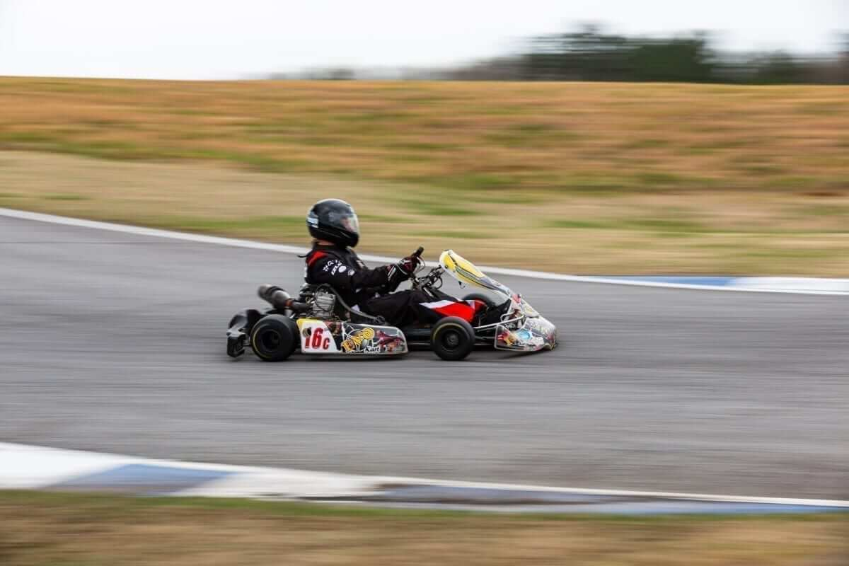 march kart 1 - AMP Karting Series Round 1 Report