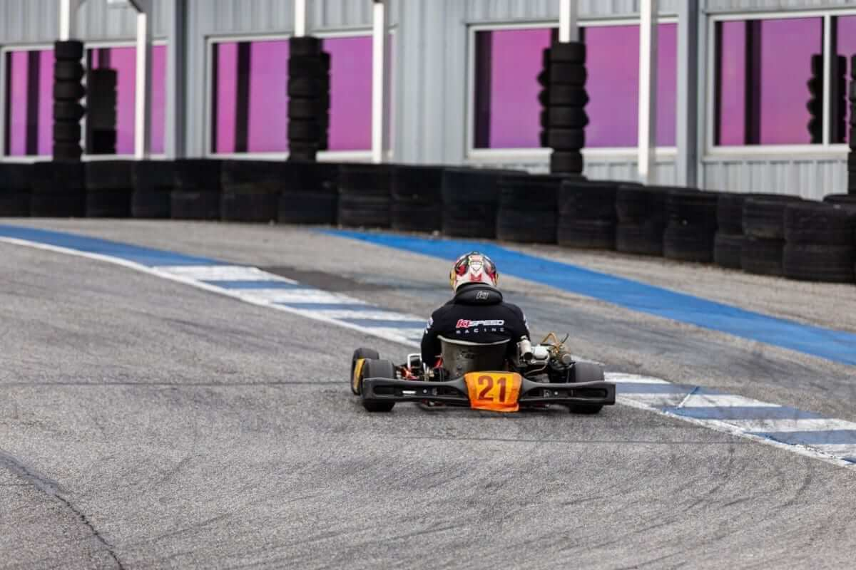 march kart 2 - AMP Karting Series Round 1 Report