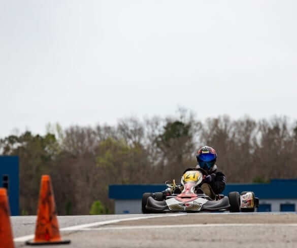 march kart tb - AMP Karting Series Round 1 Report
