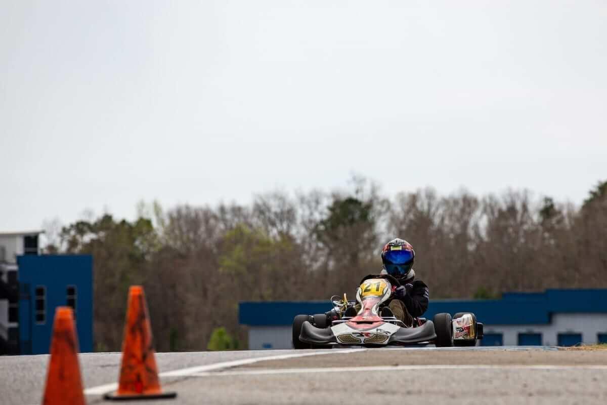 march kart - AMP Karting Series Round 1 Report