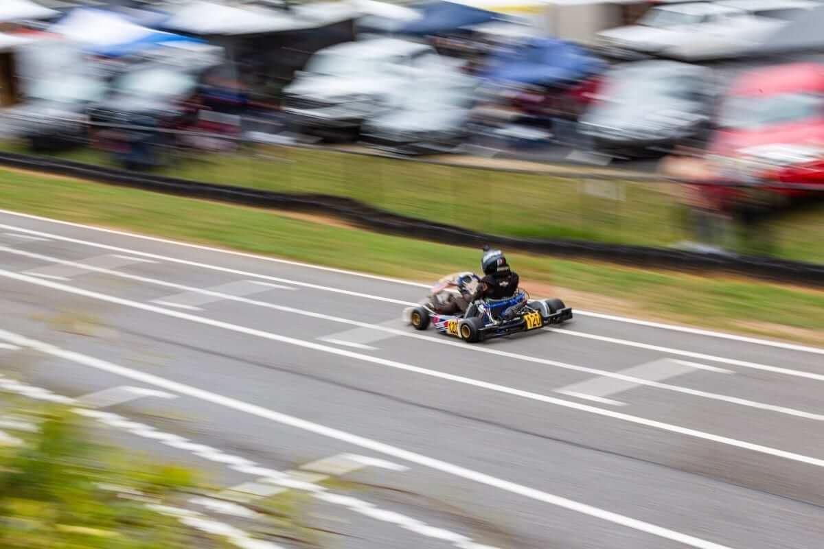 april karting 1 - 2021 AMP Karting Series: Round 2 Report