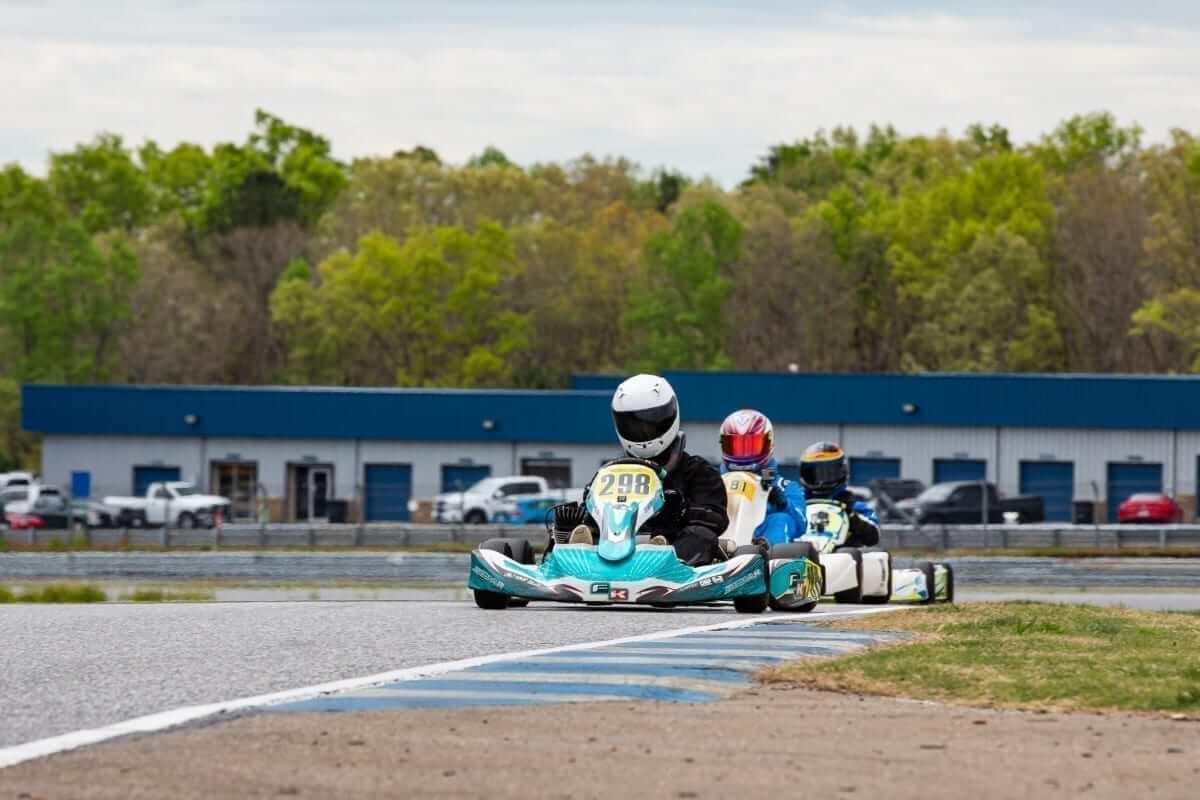 april karting 2 - 2021 AMP Karting Series: Round 2 Report