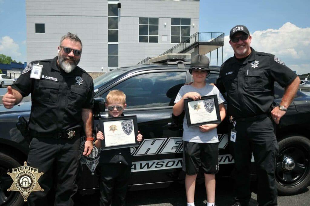 194751149 4535794633100218 6843206334766404642 n 1024x680 - Junior Sheriff Catches Notorious Speeder, Ed Bolian!