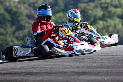 Kart Racing | Shifters| AMP