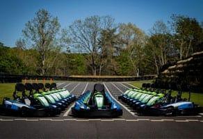 family kart racing