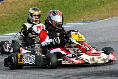 private instruction - Karting