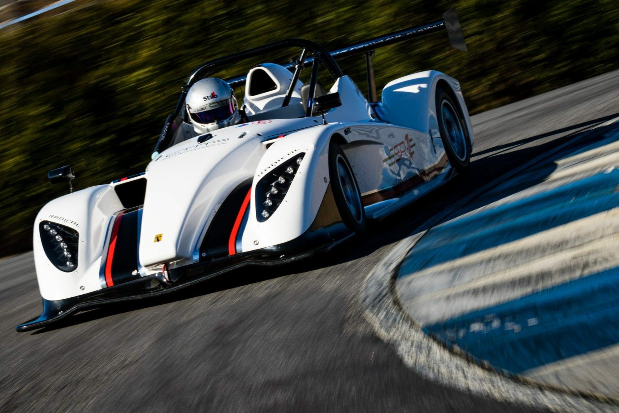 Radical Rollers 131 - Member Racing