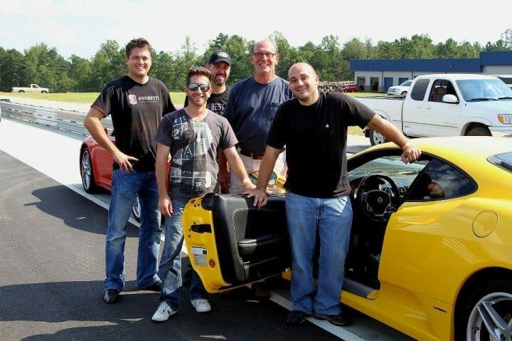 Bachelor Party - Velocity Motorsports